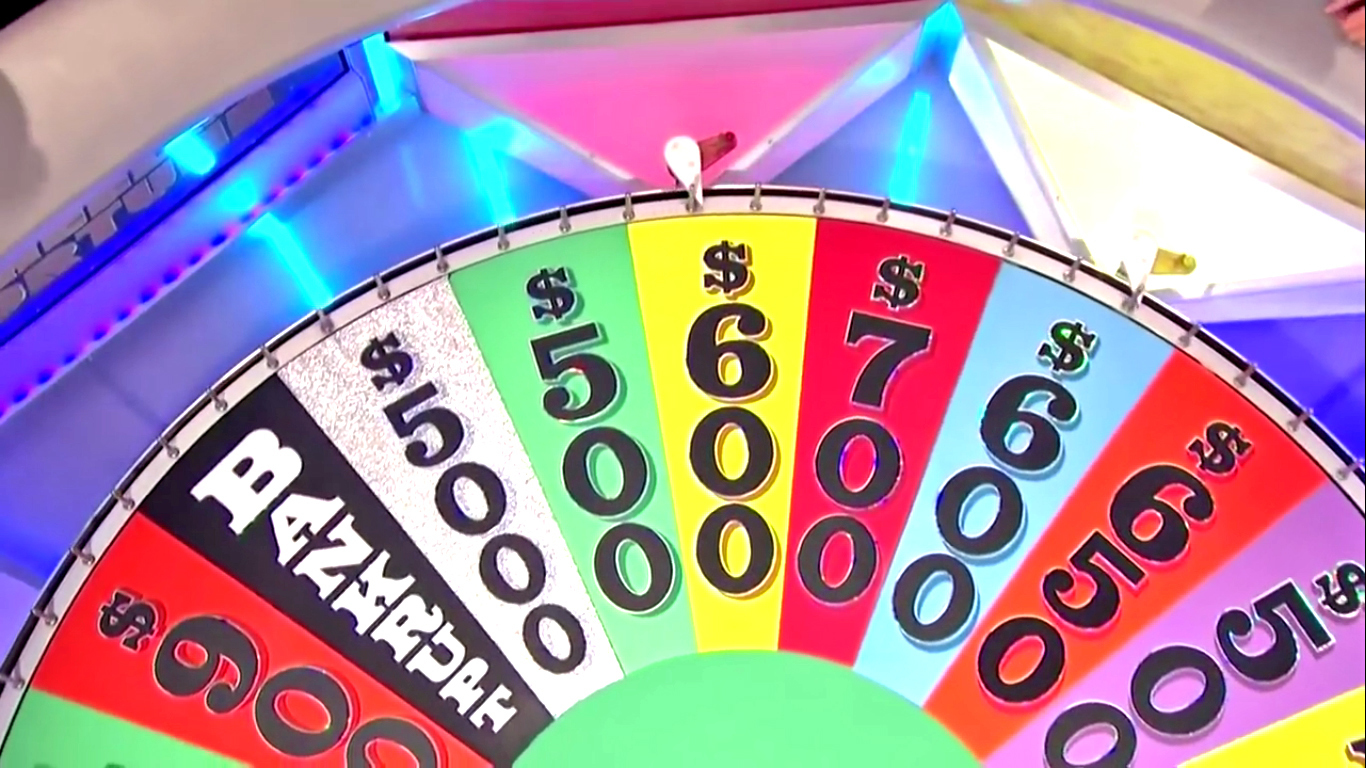 This Wheel Of Fortune Player Was Acting Strangely - Page ...